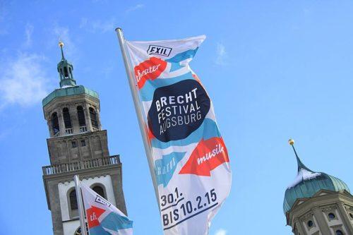Das Brechtfestival Augsburg und die Gegenwart des Exils