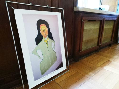 Ausstellung VOLLDABEI Kunst-Passagen