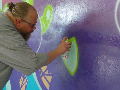 Graffiti und Audiokunst