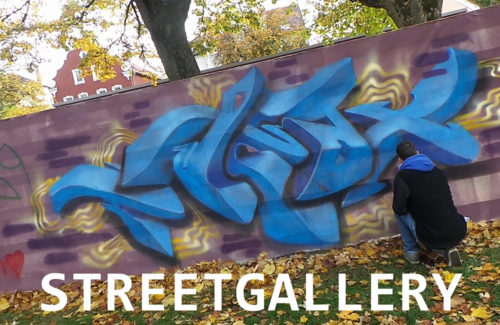 Graffitivideo