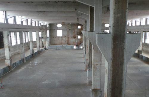 Im Reinigergebäude
